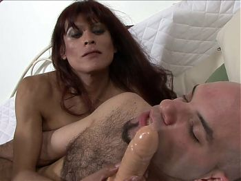 Anal Transexual Love Story - vol. 01